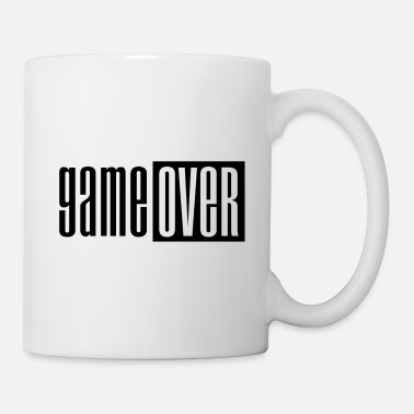 Pwnd Game over deluxe - Tasse
