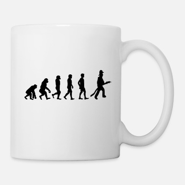 Evolution Feuerwehr Evolution - Tasse