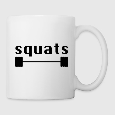 Squat squats - Kop/krus