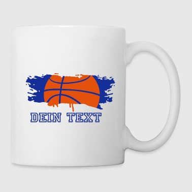 graffiti Basketball - Mug