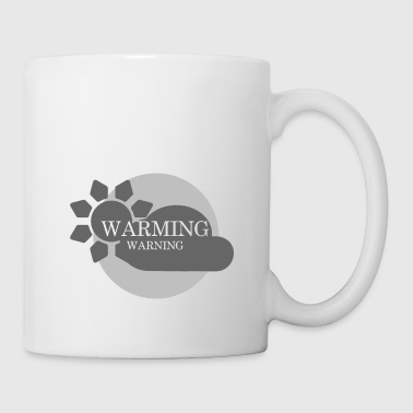Global Global Warming * Global Warming * Dire * Citation - Mug blanc