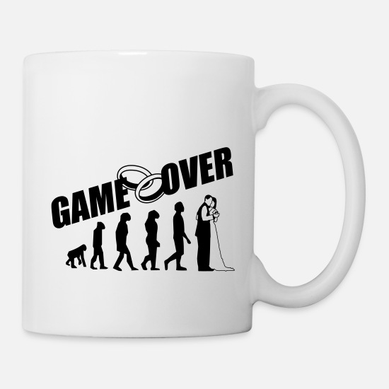 Vecteur Mugs et récipients - Bachelor party Bachelor party - Mug blanc