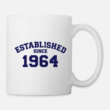 Established Established 1964 - Mug