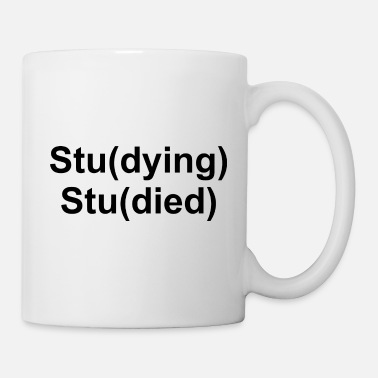 Studies Study Studying Studied Graphic - Mug