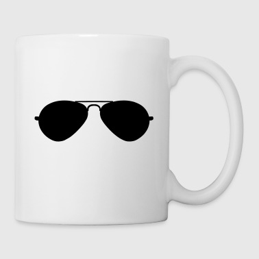 Aviation Aviator Sunglasses - Mug