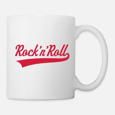 Rock N Roll Rock 'n' Roll / Rock And Roll / Rock & Roll - Taza