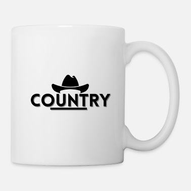 Country country. t-shirt country - Mug