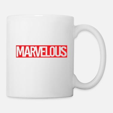 MARVELOUS - Tasse