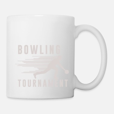 Tournament Bowling Tournament - Mug