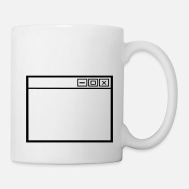 Windows Window - Mug