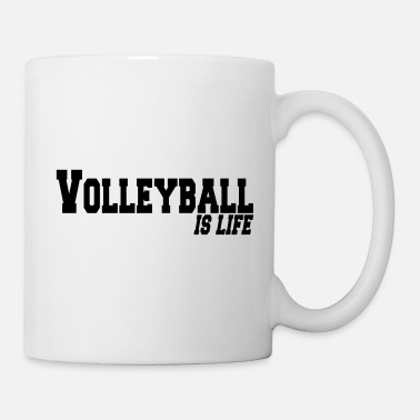 Beachvolleyball volleyball is life - Tazza