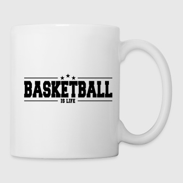 basketball is life 1 - Tasse