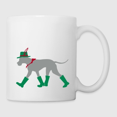 Great Dane Wanderdogge - Mug