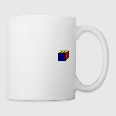 magic cube - mathematics - technique - Mug