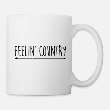 Country Musica country - Tazza