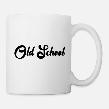 Old School Rap old school - Mug