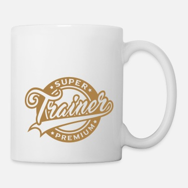 Lobster Super Trainer (Emblem) - Tasse