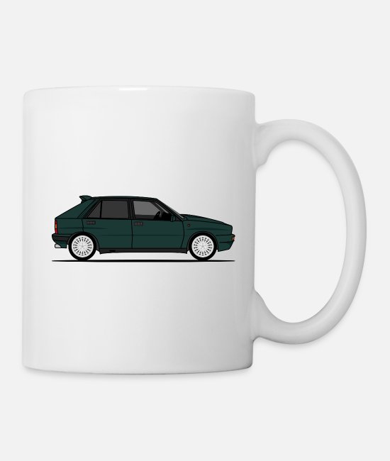 Car Mugs & Drinkware - Delta Green - Mug white