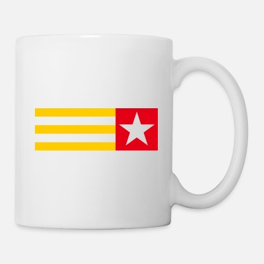 Stars And Stripes Stripes and Star - Tasse