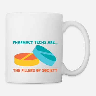 Pharmacy Pharmacy / Pharmacist: Pharmacy Techs Are ... The - Mug