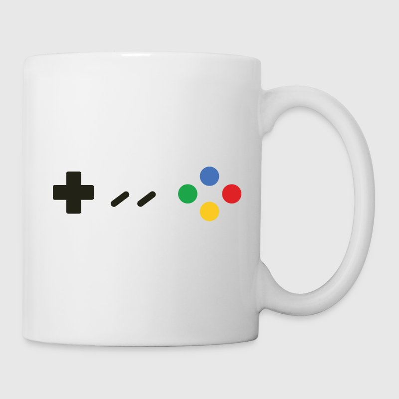 Super Gaming Controller - Mug