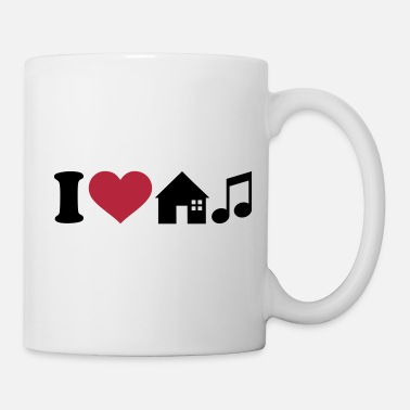 House House Music - Tasse