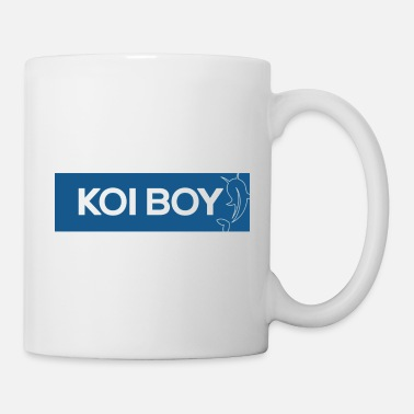 Koi Boy T-Shirt - Tasse