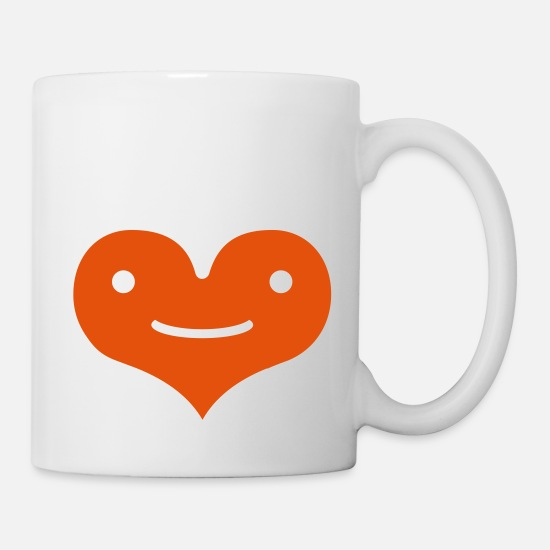 Love Mugs & Drinkware - Herzi - Mug white