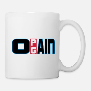 Parody Design 0 Pain 0 Gain H - Mug