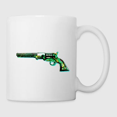 Revolver colorful revolver - Mug