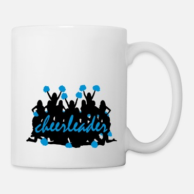Break Dance cheerleader - Mug