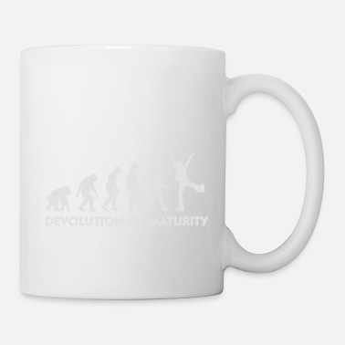 Mature The Evolution Of Maturity - Mug
