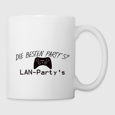 Lan-party LAN Party´s für Gamer - Tasse