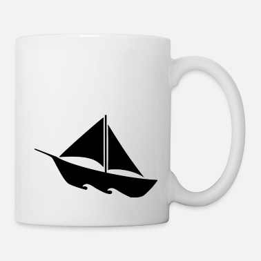 Boot Boote - Tasse