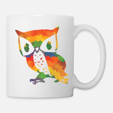Buho BUHO de color - Taza