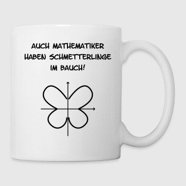 Mathe Schmetterling M - Tasse
