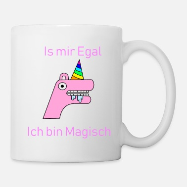Maaginen Unicorn Olen maaginen - Muki