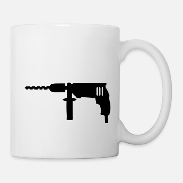 Power Power drill - Mug