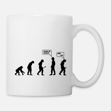Swag Swag Yolo Evolution - Mug