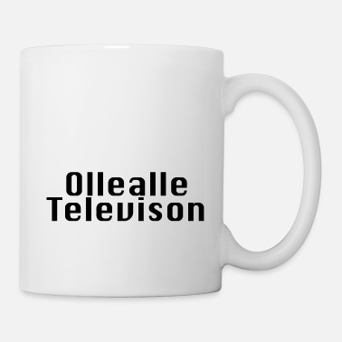 Television Ollealle Television - Mugg