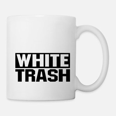 White White Trash - Mug