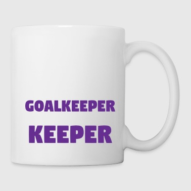 MARRY THE GOALKEEPER - Voetbalt-shirt - Gift - Mok