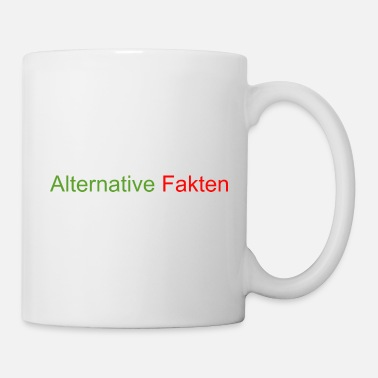 Alternativ Alternative fakta - Krus