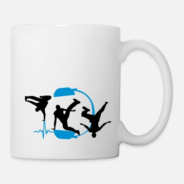 Breakdance breakdancer - Mug
