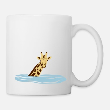 Pool Giraffen Pool - Tasse
