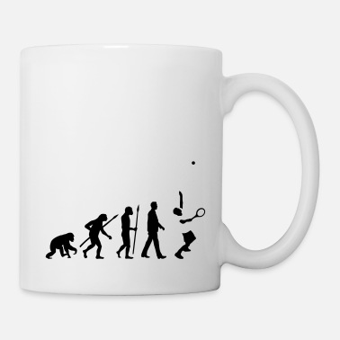 Backhand evolution_tennis_spieler_102012_a_1c - Mug