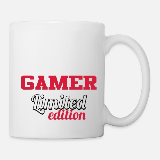 Console Mugs & Drinkware - Geek / Gamer / Console / Playsation / Gameuse - Mug white