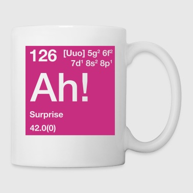 The Element of Surprise - Mug