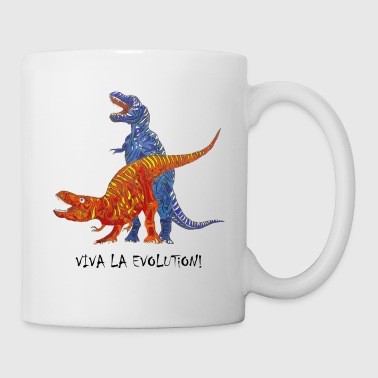 Viva la Evolution - Tasse