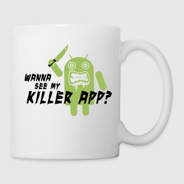 Killer App Android - Kubek